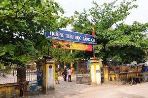 Thừa Thiên - Huế: Điều tra vụ nhóm đối tượng giả phụ huynh vào trường học giật dây chuyền