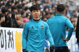 Công Phượng tiếp tục ghi dấu ấn với cú đúp trong trận giao hữu của Incheon United