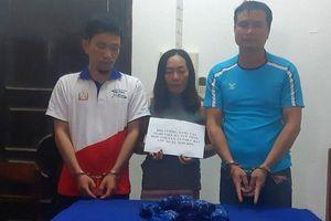 Bắt gần 16 nghìn viên ma túy trên đường từ Lào sang Việt Nam