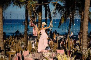 Choáng ngợp độ xa xỉ của đám cưới tỷ phú Ấn Độ tại JW Marriott Phu Quoc Emerald Bay