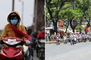 Dự báo thời tiết 11/3: Hà Nội rét, Sài Gòn nóng 34 độ