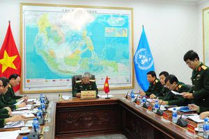 Gìn giữ hòa bình LHQ: Sẵn sàng triển khai bệnh viện dã chiến 2.2