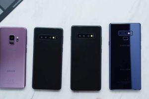 Samsung Galaxy S10 có lượng đặt trước gấp đôi Galaxy S9