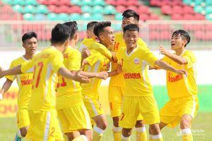 VCK U19 Quốc gia 2019: SLNA bị Hà Nội cầm chân