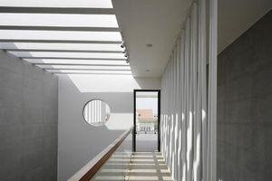 Connect house, ngôi nhà có thiết kế tràn ngập ánh sáng ở Sài Gòn