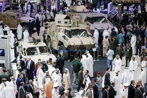 SIPRI: Trên 50% số vũ khí xuất khẩu của Mỹ là sang các nước Trung Đông