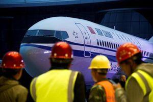 Trung Quốc tạm thời đình bay tất cả máy bay Boeing 737 MAX-8