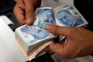 Thổ Nhĩ Kỳ lần đầu suy thoái trong một thập kỷ