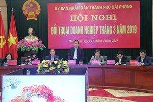 Chủ tịch UBND quận Ngô Quyền khẩn trương giải quyết kiến nghị của Công ty Khánh Minh