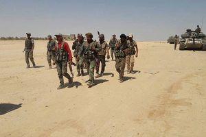 Bị IS phục kích, Syria mất 6 binh sĩ trên sa mạc Homs - Deir Ezzor
