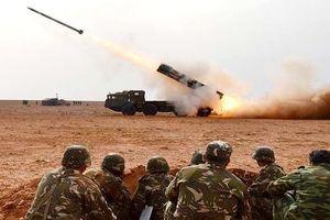 Pháo binh, tên lửa Syria dội bão vào căn cứ địa 'quân thánh chiến'