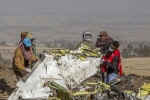 Tìm thấy 2 hộp đen máy bay 737 MAX tại hiện trường thảm kịch ở Ethiopia