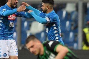 Mải lo Europa League, Napoli suýt ôm hận tại Città del Tricolore