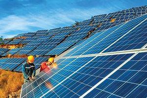 Hậu điện mặt trời gánh nặng môi trường