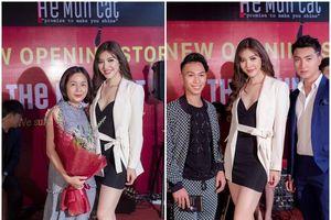 Hoa hậu Thiên Hương cùng dàn Sao Việt dự dự khai trương The Mun Cat