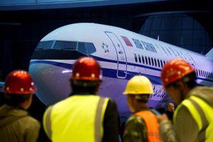 Trung Quốc yêu cầu các hãng hàng không ngừng sử dụng Boeing 737 Max