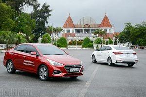 Vượt Grand i10, Accent trở thành xe Hyundai bán chạy nhất Việt Nam