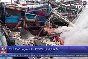 Vụ nổ bình gas trên tàu cá: Nỗ lực cứu chữa các nạn nhân
