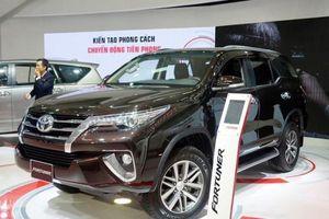 Toyota Fortuner sẽ được lắp ráp tại Việt Nam?