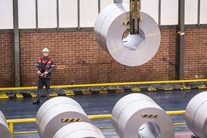 Sản xuất thép Hoa Kỳ vượt mục tiêu kỳ vọng nhờ áp thuế tự vệ