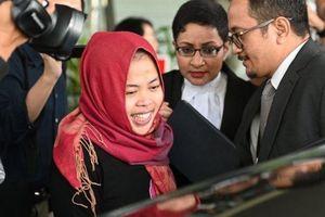 Vụ sát hại Kim Jong-nam: Nghi phạm người Indonesia được trả tự do