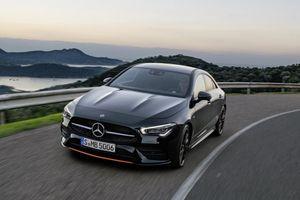 Mẫu ô tô 'giá rẻ' Mercedes-Benz CLA 2019, giá từ 930 triệu đồng