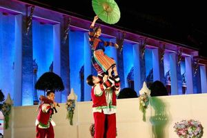Nghệ thuật Việt Nam được bạn bè quốc tế đánh giá cao tại Liên hoan các dân tộc Asean