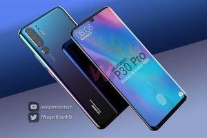 Những bức ảnh này không được chụp bằng Huawei P30 như quảng cáo