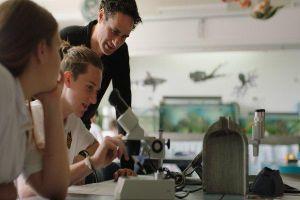 Săn học bổng New Zealand tại triển lãm giáo dục
