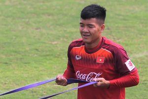 U23 Việt Nam 'bở hơi tai' với bài tập cơ của thầy Park