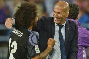 Zidane quyết giữ Marcelo ở lại Real giữa tin đồn sang Juventus