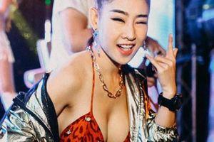 Thực hư tin đồn nữ DJ Oxy bỏ nghề 'bàn mix'