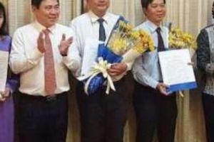 TP.HCM bổ nhiệm nhiều nhân sự chủ chốt