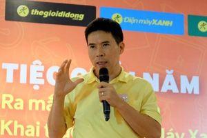 Ông Nguyễn Đức Tài thôi chức Tổng giám đốc, Thế giới di động bán thêm rổ rá, bát đũa