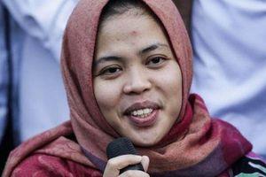 Thủ tướng Malaysia lên tiếng việc phóng thích cô gái Indonesia trong vụ 'Kim Jong-nam'