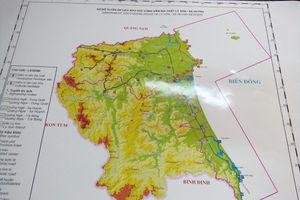 Mở rộng phạm vi công viên địa chất Lý Sơn - Sa Huỳnh đến 4.000km²