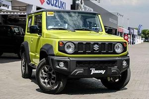 Xe giá rẻ Suzuki Jimny từ 433 triệu đồng sắp về Việt Nam
