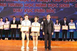 Lào Cai đạt thành tích xuất sắc tại VISEF 2019