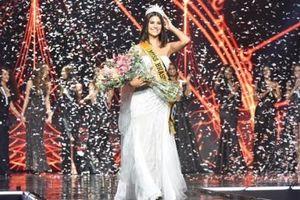 Nữ nhà báo đăng quang Hoa hậu Brazil 2019
