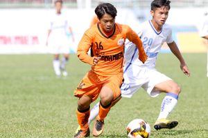 'Tiểu Công Phượng' của Đà Nẵng mê Quang Hải, thần tượng Messi
