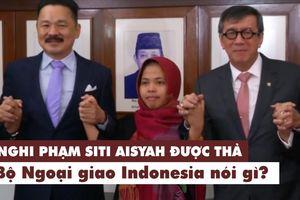 Bị cáo Indonesia được thả sau nỗ lực vận động của chính phủ
