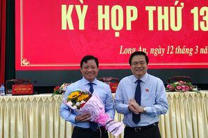 Ông Phạm Tấn Hòa giữ chức Phó chủ tịch UBND tỉnh Long An