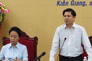 Tháng 3.2020 phải xong tuyến Lộ Tẻ - Rạch Sỏi, nối Kiên Giang với TP.HCM