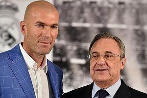 Zinedine Zidane tiết lộ lý do quyết định trở lại Real
