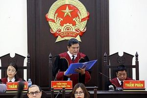 TAND cấp cao tại Hà Nội chấp nhận kháng cáo của một số bị cáo