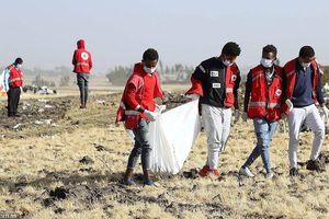 Một loạt nước đình chỉ máy bay Boeing 737 MAX 8 sau tai nạn ở Ethiopia