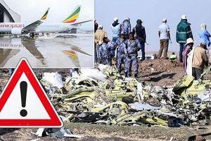 Tai nạn máy bay Ethiopia: Ethiopian Airlines ngừng khai thác Boeing 737 Max 8