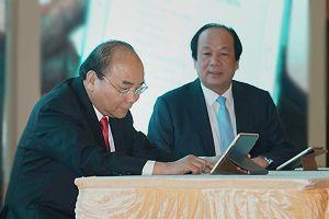 Lần đầu tiên Thủ tướng dùng chữ ký số ban hành Quyết định