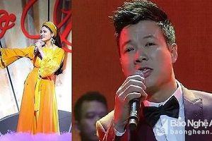 Hai nghệ sĩ người Nghệ được đề cử Giải 'Âm nhạc cống hiến'
