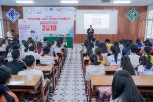 Khởi động cuộc thi Business Ideas tại Đại học Cần Thơ